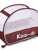 Koo-Di Pop-Up Bubble Travel Cot - Aubergine additional 2
