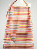 Palm and Pond Nursing Cover Extra Large Stripes additional 1