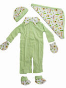 Palm and Pond Gift Set - Animal Green additional 1