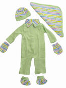 Palm and Pond Gift Set - Animal Stripe additional 1