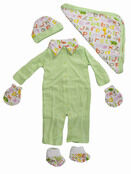 Palm and Pond Gift Set - ABC Green additional 1
