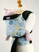 Blue Paisley Mei Tai Soft Baby Sling additional 1