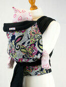 Palm and Pond Mei Tai Baby Carrier - Paisley Design additional 1