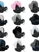 Dooky Hoody Replacement Infant Car Seat Hoods - Variety of Designs additional 1