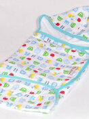 Palm and Pond Swaddle Wrap - Available in 7 Designs additional 2