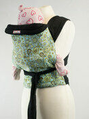 Palm & Pond Mei Tai Baby Carrier - Blue and Yellow Paisley additional 1