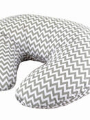 Cuddles Collection Nursing & Support Pillow Aztec Grey additional 1