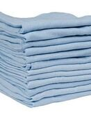Muslin Cloths Pack of 12 additional 1