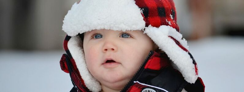 How To Care For Your Baby's Skin During The Winter