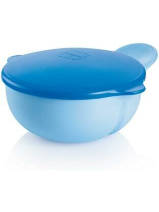 MAM Feeding Bowl With Storage Lid - Various Colours