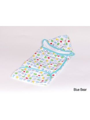 Palm and Pond Swaddle Wrap - Available in 7 Designs