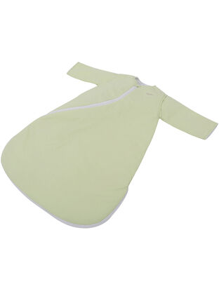 Purflo Plain Jersey Cotton Sleepsac 2.5 TOG Moss Green - Variety of Sizes