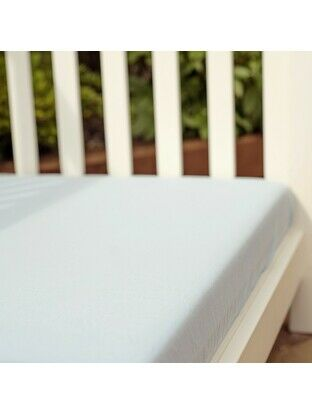 Fitted Pram Sheets Twin Pack