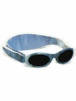 Kidz Banz Sunglasses Adventurer - Blue Jeans Design