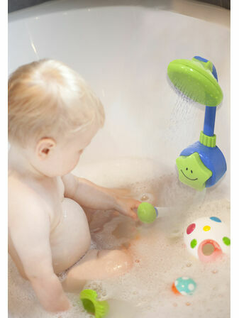 Koo-Di Bath Time Fun Shower Baby Bath Toy