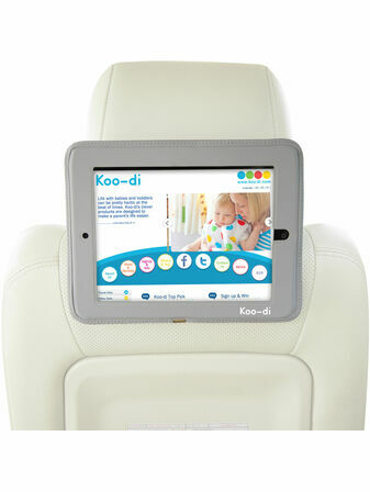 Koo-Di Car Seat iPad Holder