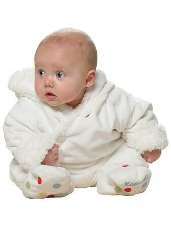 Koo-Di Snugsuit All In One Baby Suit