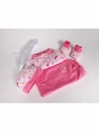 Palm and Pond New born Baby Gift Set Butterfly