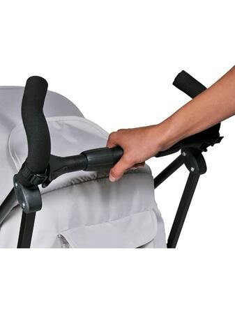 Dooky Buggy Bar Pushchair handles bridge one hand control