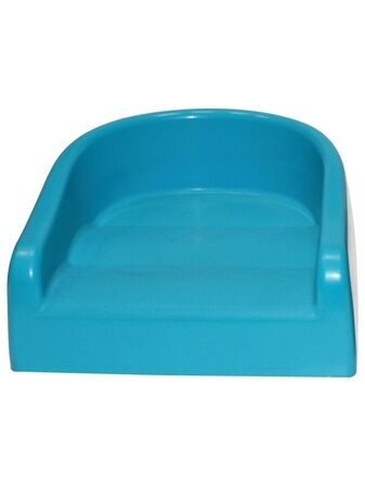 Prince Lionheart Soft Booster Seat - Berry Blue