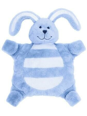 Sleepytot - Blue Bunny Comforter Toy