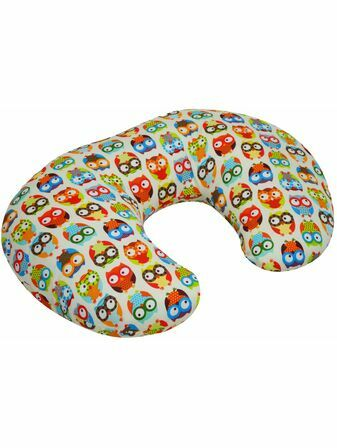 4 in 1 Nursing Support Pillows - Hoot Owls