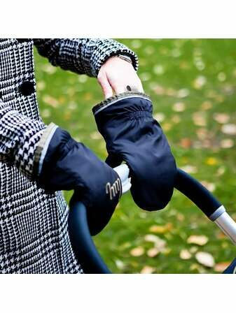 Removable Pushchair Mummy Mitts