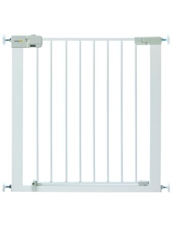 Safety 1st Simply Close Pressure Fit Metal Stairgate 73-83 cm