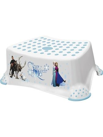 Disney Frozen Baby Step Up Stool with non slip safety Feet