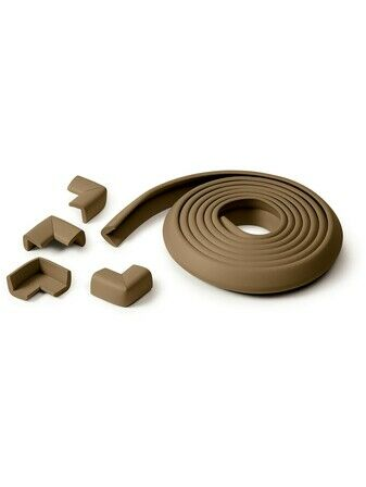 Prince lionheart Table Edge Guard - Chocolate