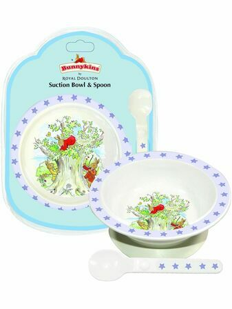 Great Gizmos Bunnykins Suction Bowl & Spoon - Shining Star