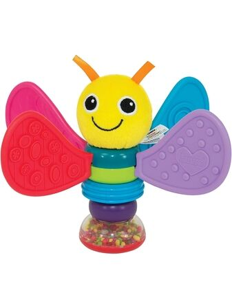 Freddie The Firefly Rattle