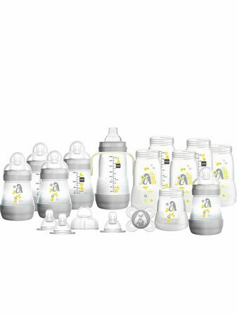MAM Easy Start Self Sterilising Anti Colic Bottle Starter Set Large