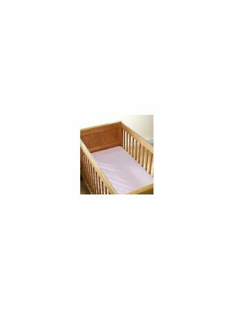 Fitted Cotbed Sheets 2 x fitted cot bed sheets per pack - Pink