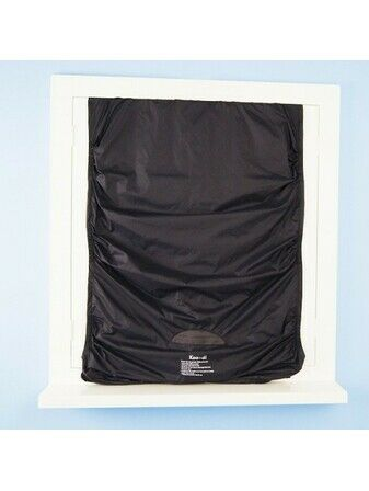 Koo-Di Pack-It Baby Nursery Bedtime Blind - Black