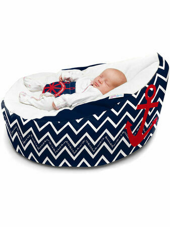 Sailor Luxury Baby bean Bag
