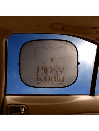 Pipsy Koala Sunshades (Pack of 2)