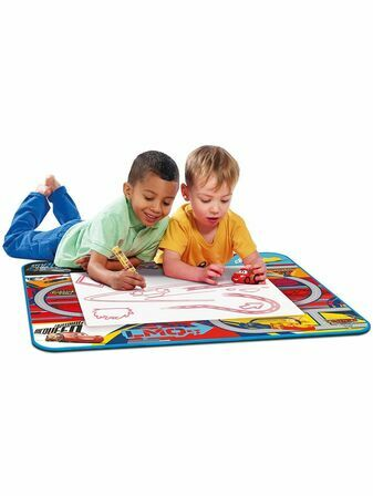 Tomy Aquadoodle Colouring Mat – Disney Pixar Cars