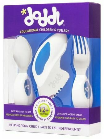 Doddl Knife, Fork and Spoon Set