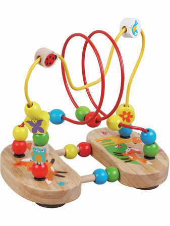 Jumini Fox Maze Development Toy