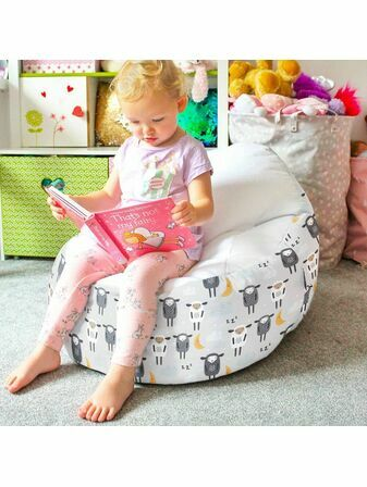 Baa Baa Sheep Gaga™+ Baby to Junior Beanbag Choose your Style