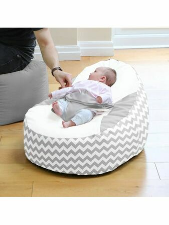 Chevron Gaga ™+ Baby to Junior Beanbag
