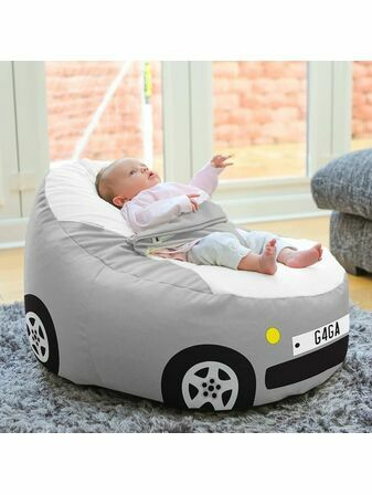 Racing Car Gaga ™+ Baby to Junior Beanbag Choose your Style