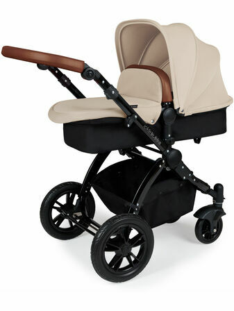 Ickle Bubba Stomp v3 2-in1 Pushchair and Carrycot