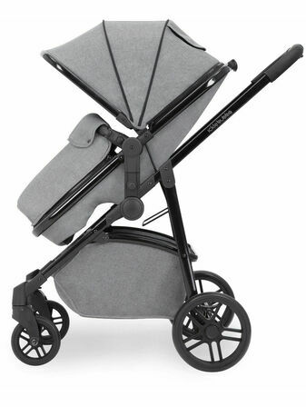 Ickle Bubba Moon 3 in 1 Travel System with 0+ Galaxy Car Seat
