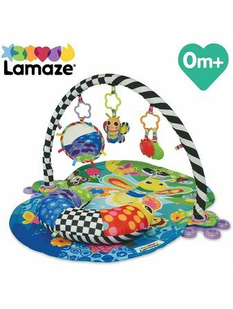 Lamaze Freddie the Firefly Gym 0+mths