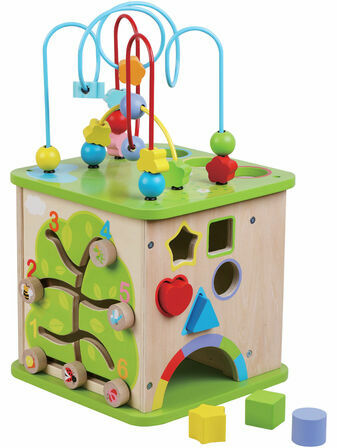 Jumini Activity Play Cube
