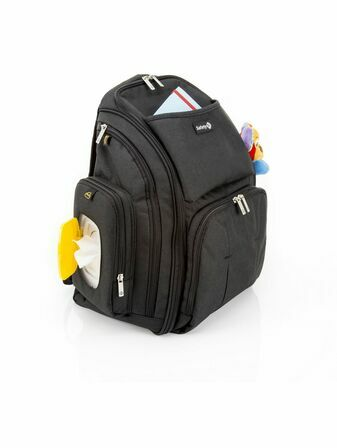 Safety 1st Backpack Changing Bag Black