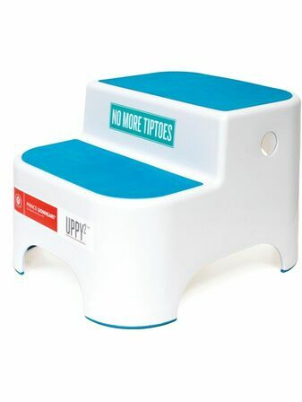 Prince Lionherat UPPY2 - 2 step stool - Choose your Colour