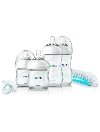 Avent Newborn Natural Bottle Starter Set